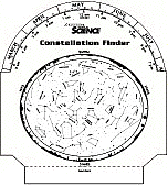 photograph about Printable Planisphere known as Planisphere - Sky Science